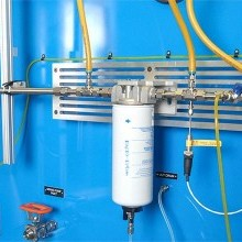 Advanced Multi-Spec Fuel/Water Separator Test Stand