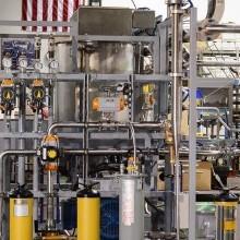 Jet Fuel Filter Test Stands