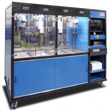 Pressure Impulse Test Stand